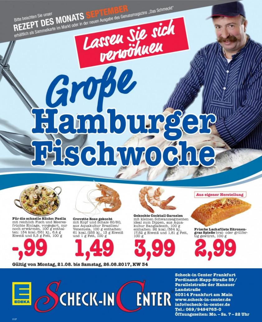 Edeka Frankfurt - Angebote und Prospekte, gültig von 21.08.2017 bis 26.08.2017